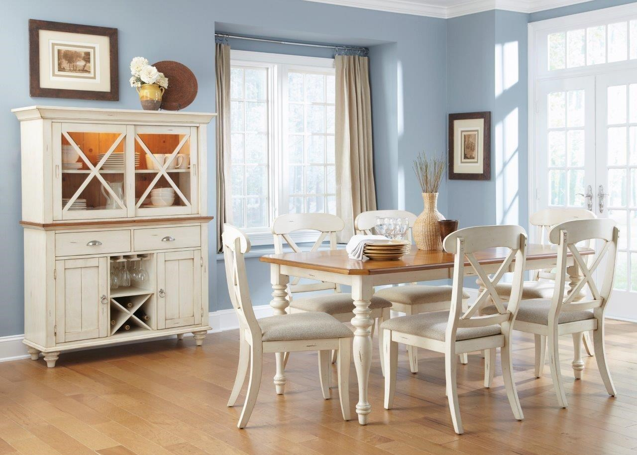 Ocean Isle 5 Piece Dining Set by Liberty Furniture at Darvin Furniture