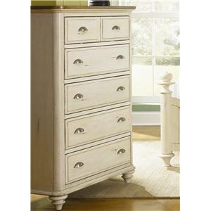 Liberty Furniture Ocean Isle  5 Drawer Chest