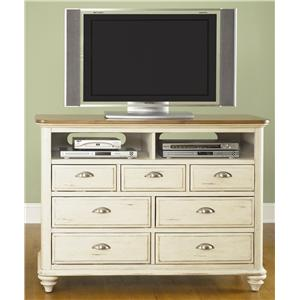 Liberty Furniture Ocean Isle  Media Chest