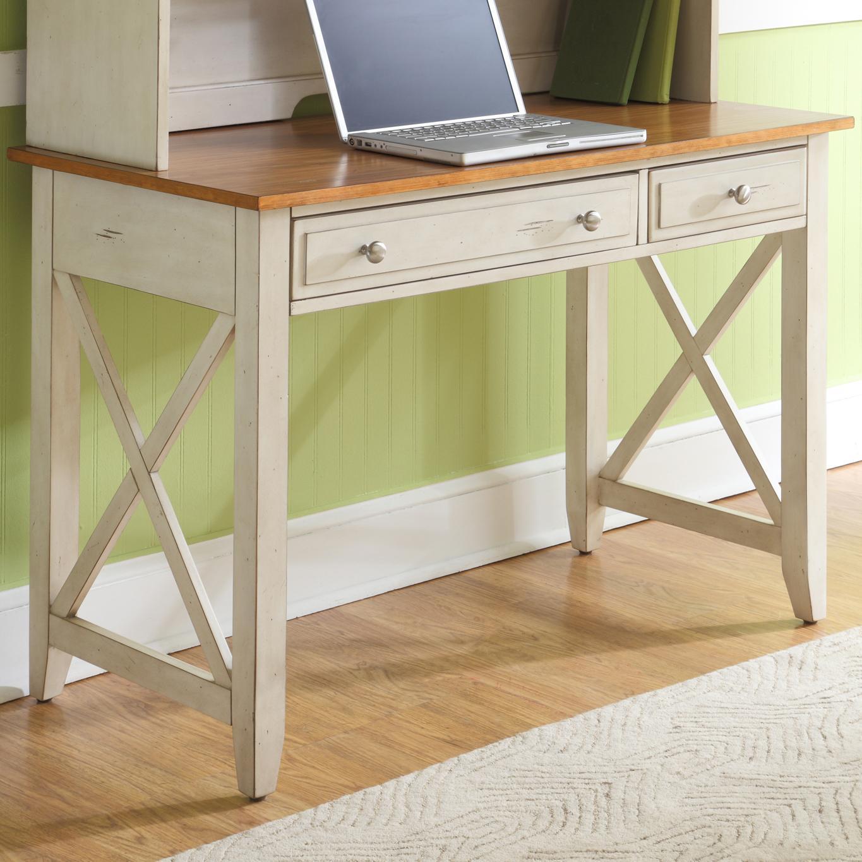 Ocean Isle  Writing Desk by Liberty Furniture at Lapeer Furniture & Mattress Center