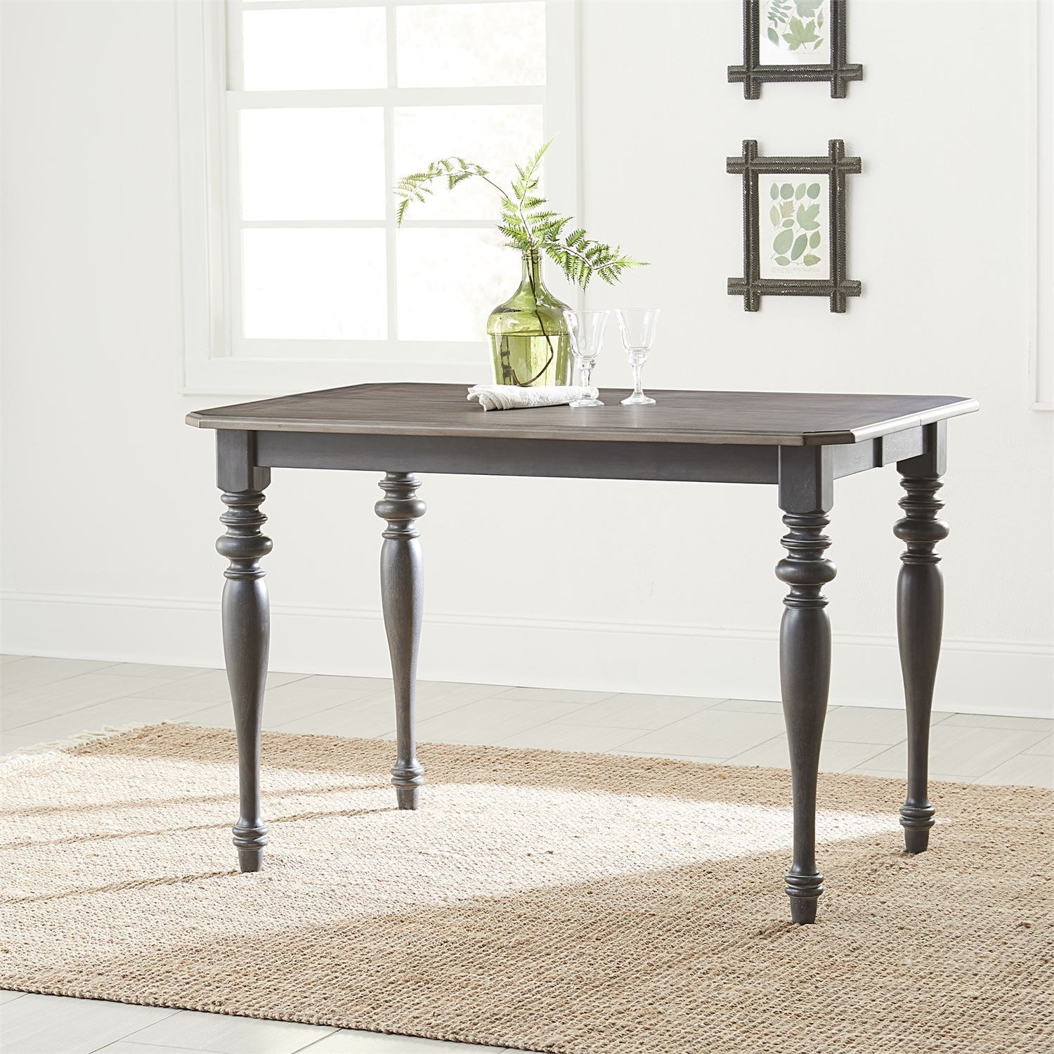 Ocean Isle Counter Height Table by Libby at Walker's Furniture