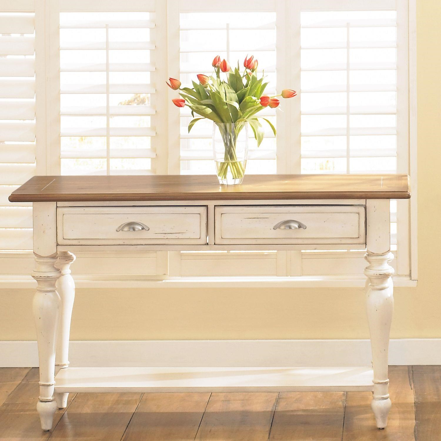 Ocean Isle Soft Table by Liberty Furniture at Johnny Janosik