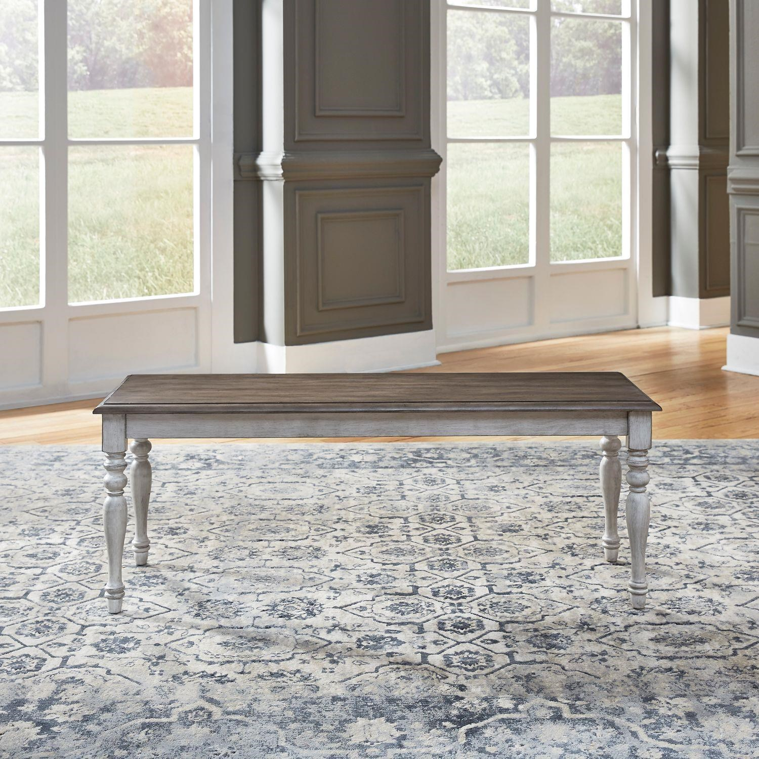 Ocean Isle Upholstered Bench by Liberty Furniture at Johnny Janosik