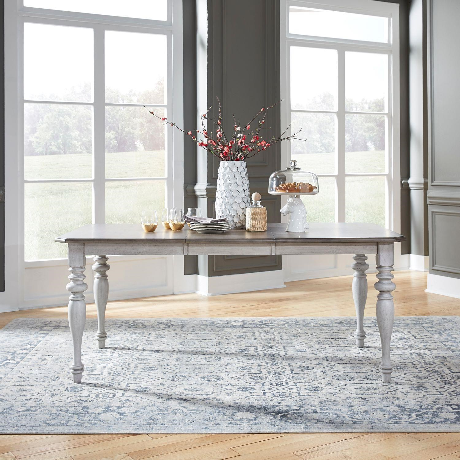 Ocean Isle Rectangular Leg Table by Liberty Furniture at Johnny Janosik