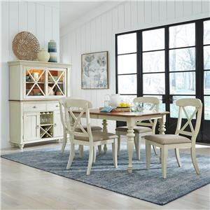 Gathering Table and Chairs
