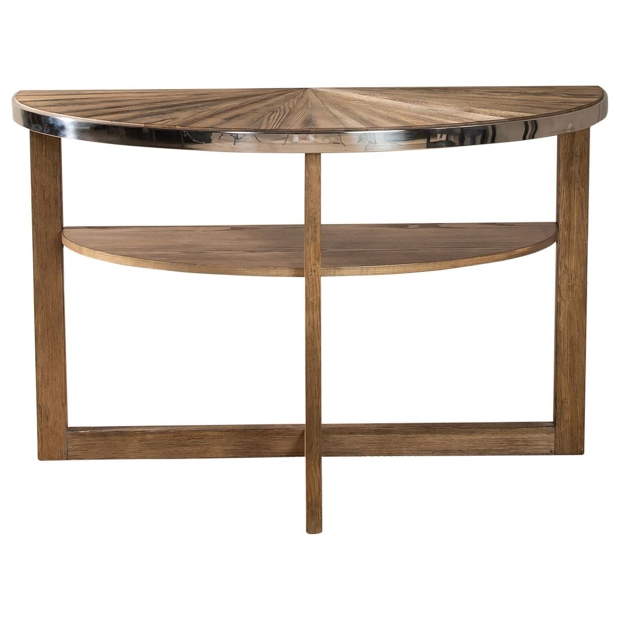 Omega Sofa Table by Libby at Walker's Furniture