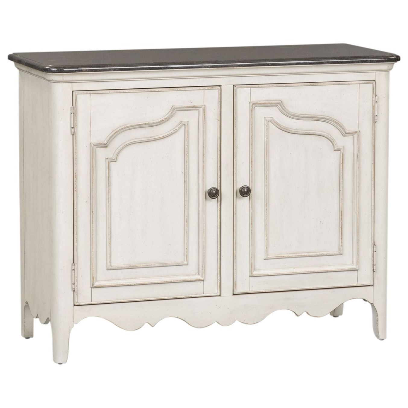Parisian Marketplace 2 Door Chest by Liberty Furniture at Northeast Factory Direct