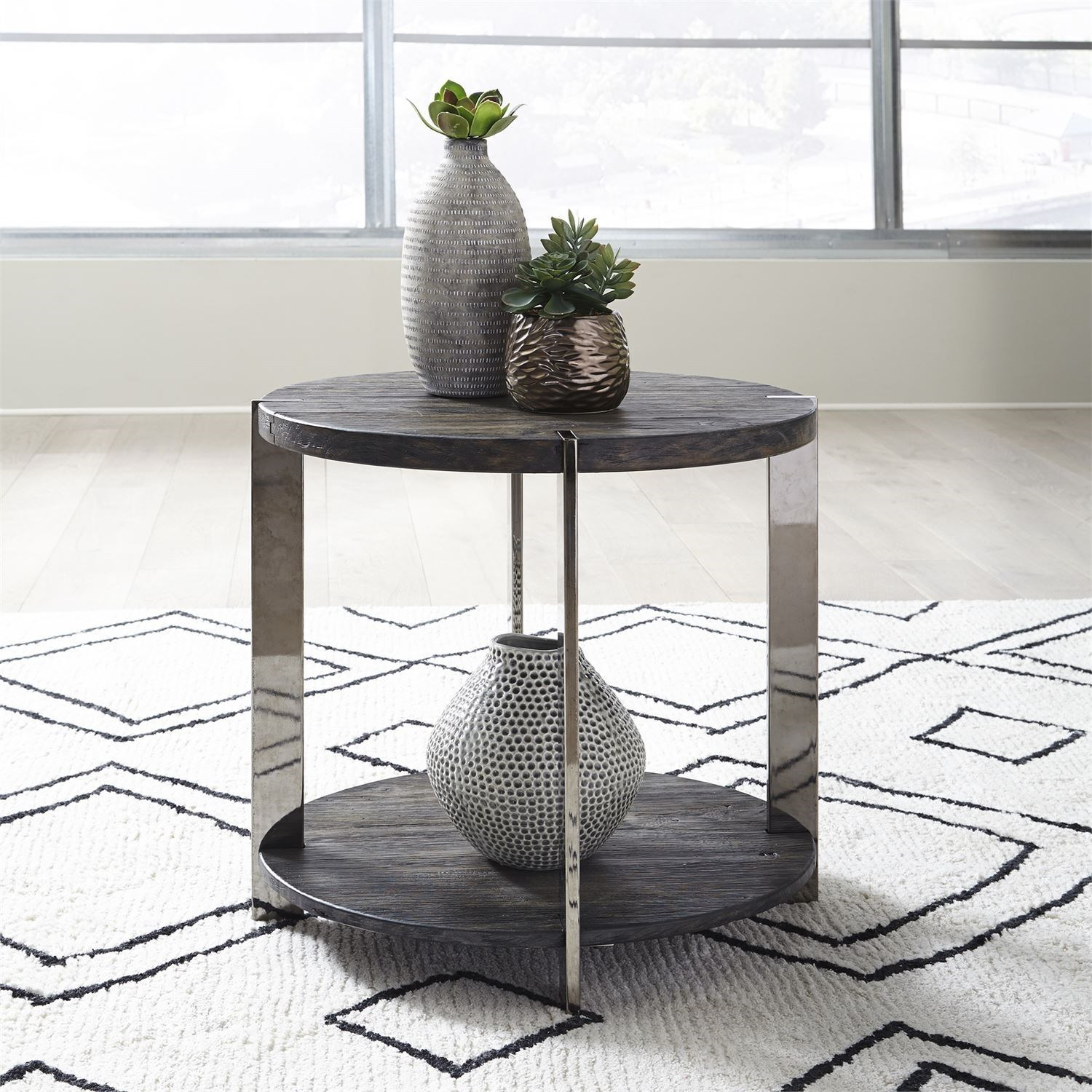 Paxton End Table by Liberty Furniture at Darvin Furniture