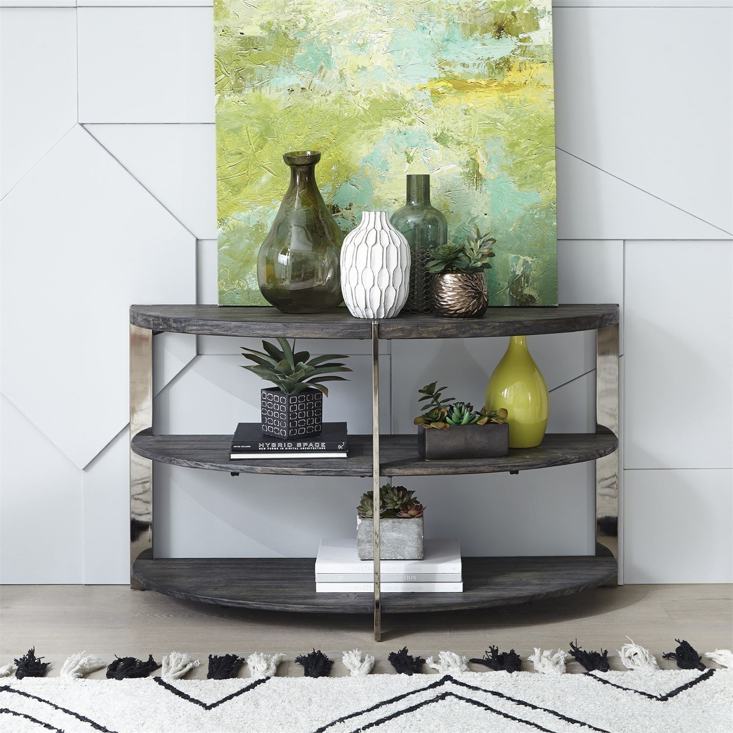 Paxton Sofa Table by Liberty Furniture at Darvin Furniture