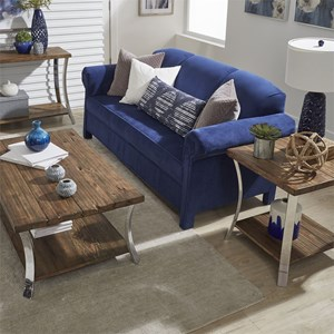 Contemporary 3 Piece Occasional Group