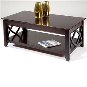 Liberty Furniture Piedmont Cocktail Table
