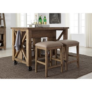 Rustic Gathering Table Set