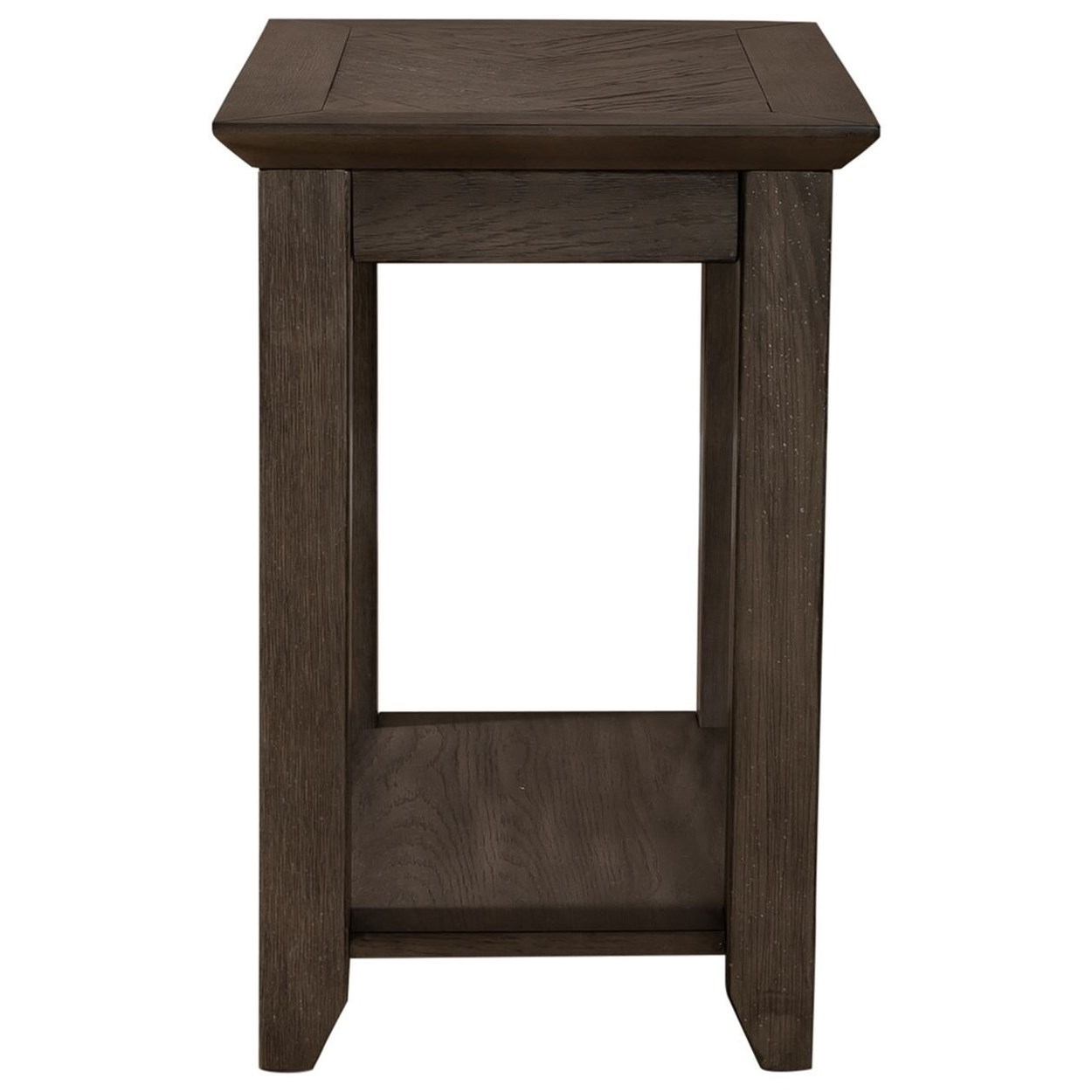 Rawson Chair Side Table by Libby at Walker's Furniture