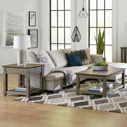 Rawson 2 Piece Coffee Table Set by Liberty Furniture at Sam Levitz Outlet