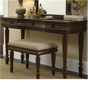 Liberty Furniture Rustic Traditions Vanity Base
