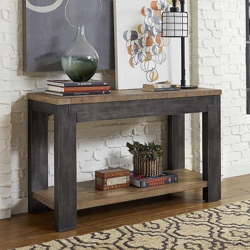 Rutland Grove Sofa Table by Libby at Walker's Furniture