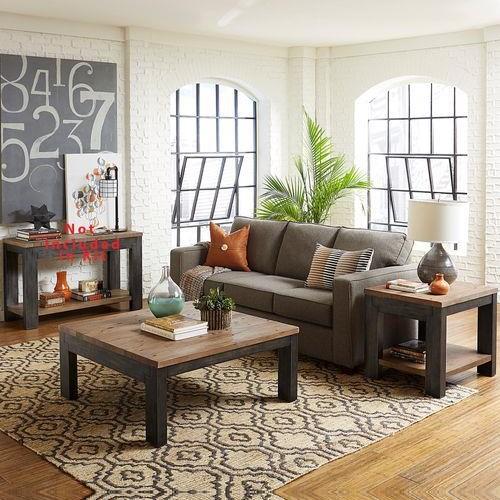 Rutland Grove 3 Piece Coffee Table Set by Liberty Furniture at Sam Levitz Furniture