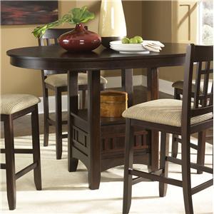 Liberty Furniture Santa Rosa Pub Table