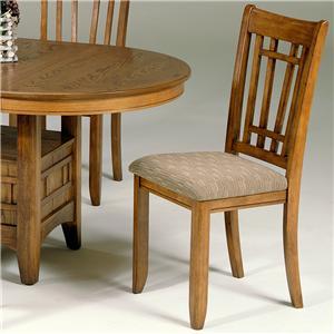 Liberty Furniture Santa Rosa Mission Side Chair
