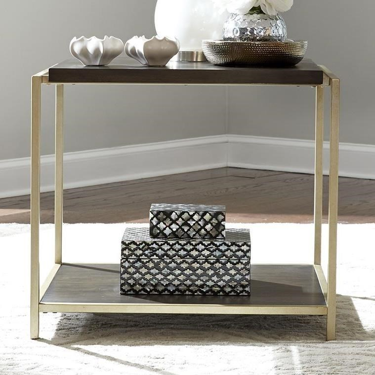 Serenity End Table by Libby at Walker's Furniture