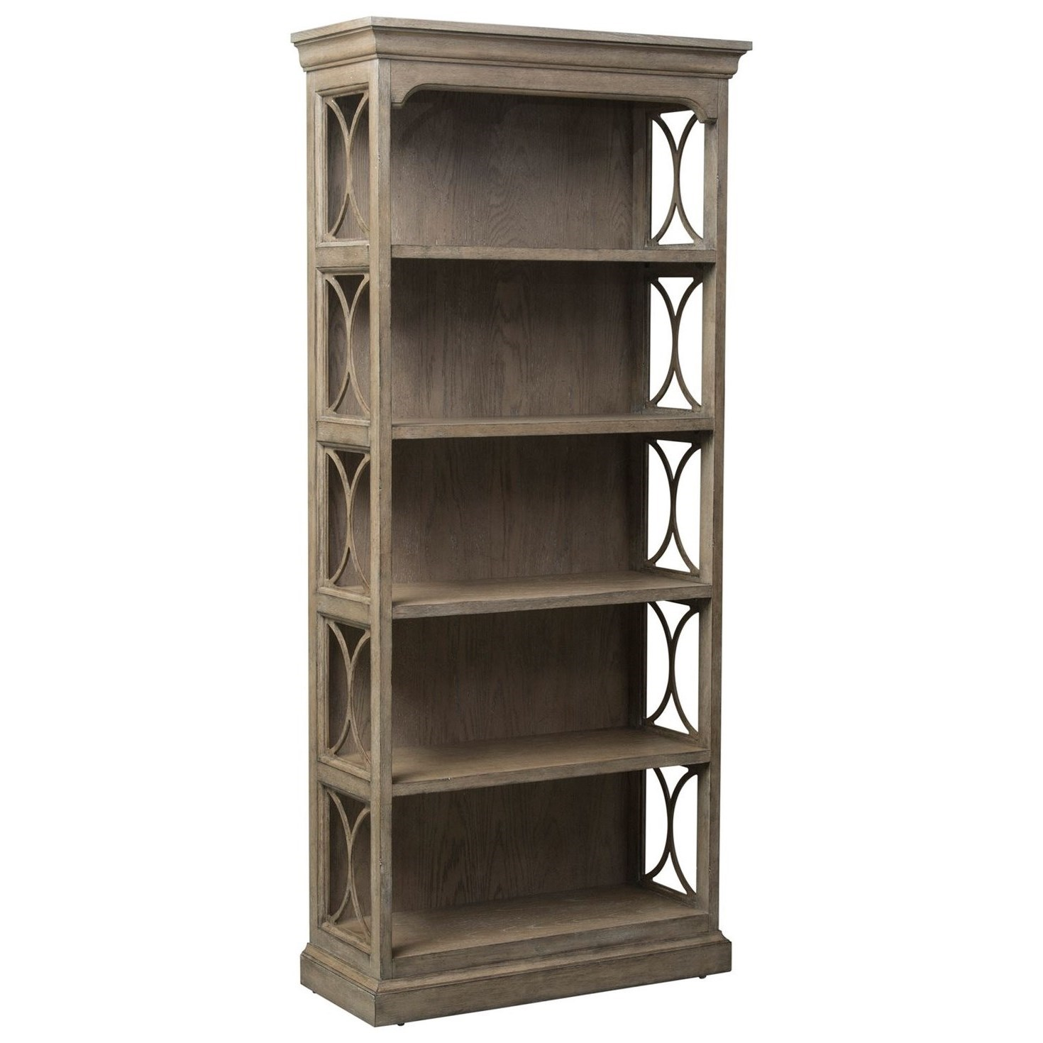 Simply Elegant Bookcase by Libby at Walker's Furniture