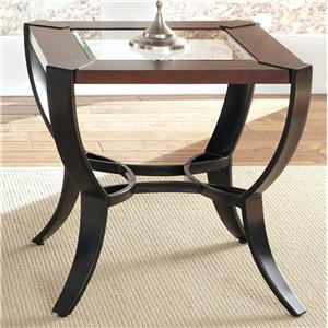 Liberty Furniture Skylights End Table