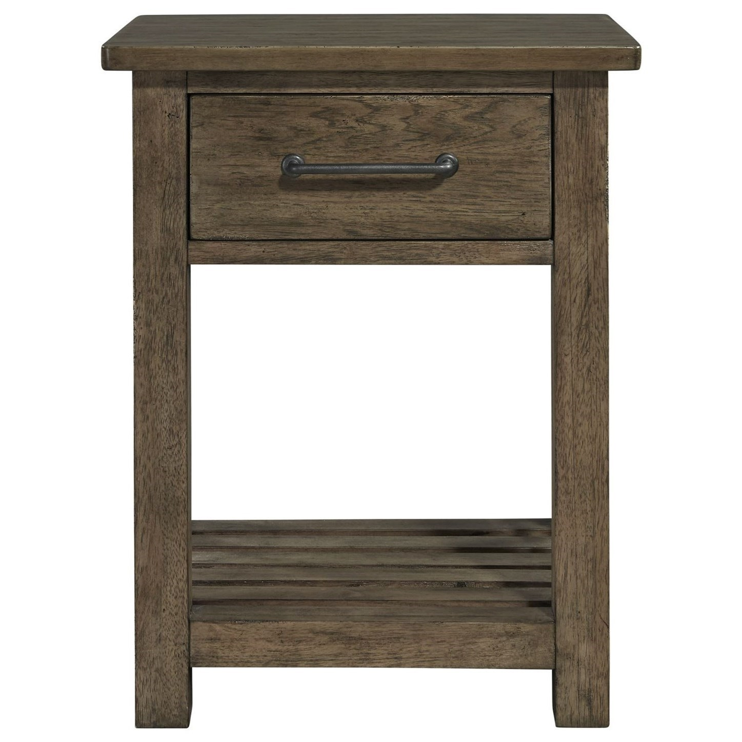 Sonoma Road 1 Drawer Night Stand by Libby at Walker's Furniture