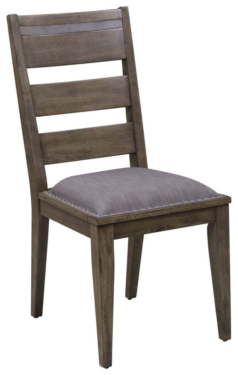 Sonoma Road Ladder Back Side Chair by Freedom Furniture at Ruby Gordon Home