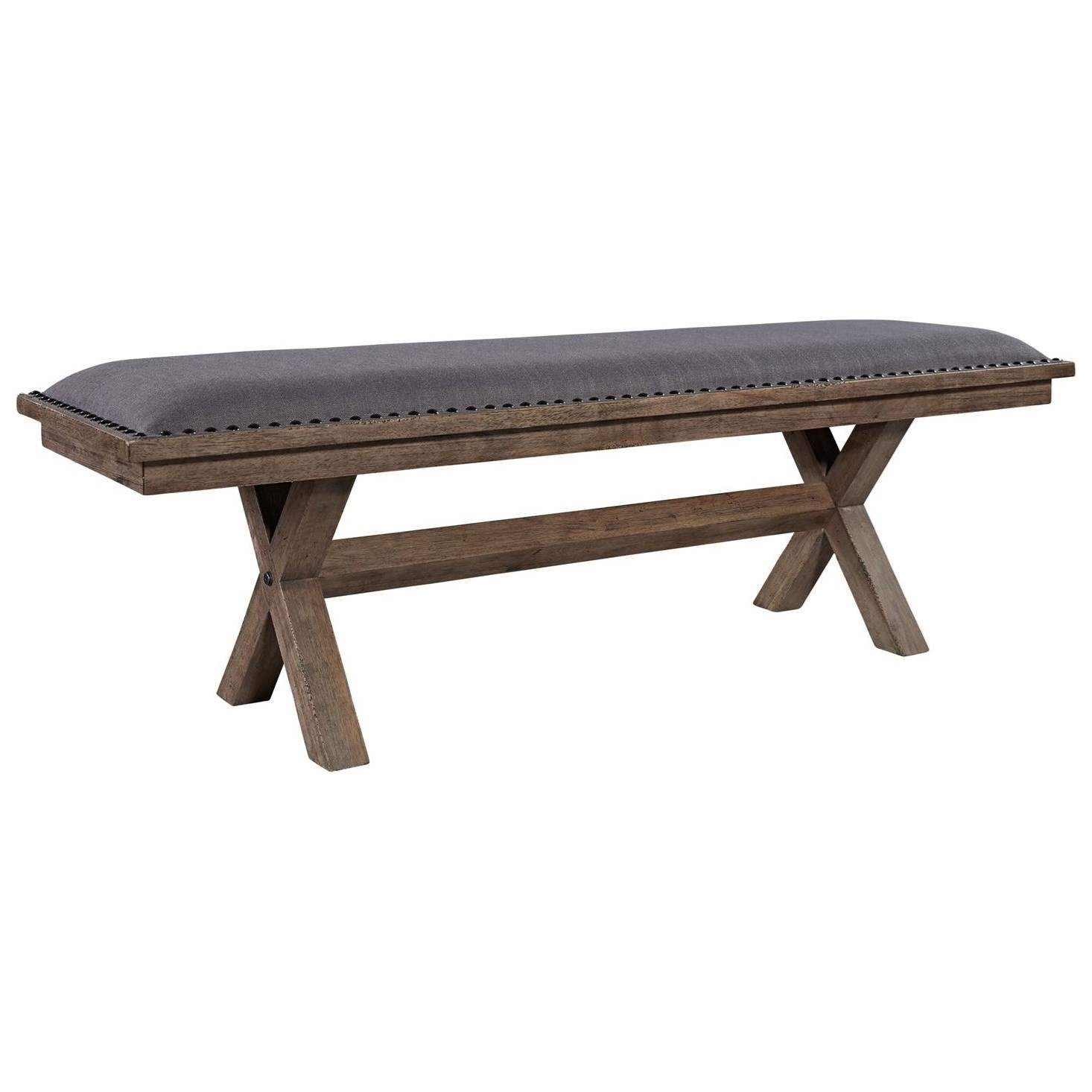 Sonoma Road Dining Bench by Libby at Walker's Furniture