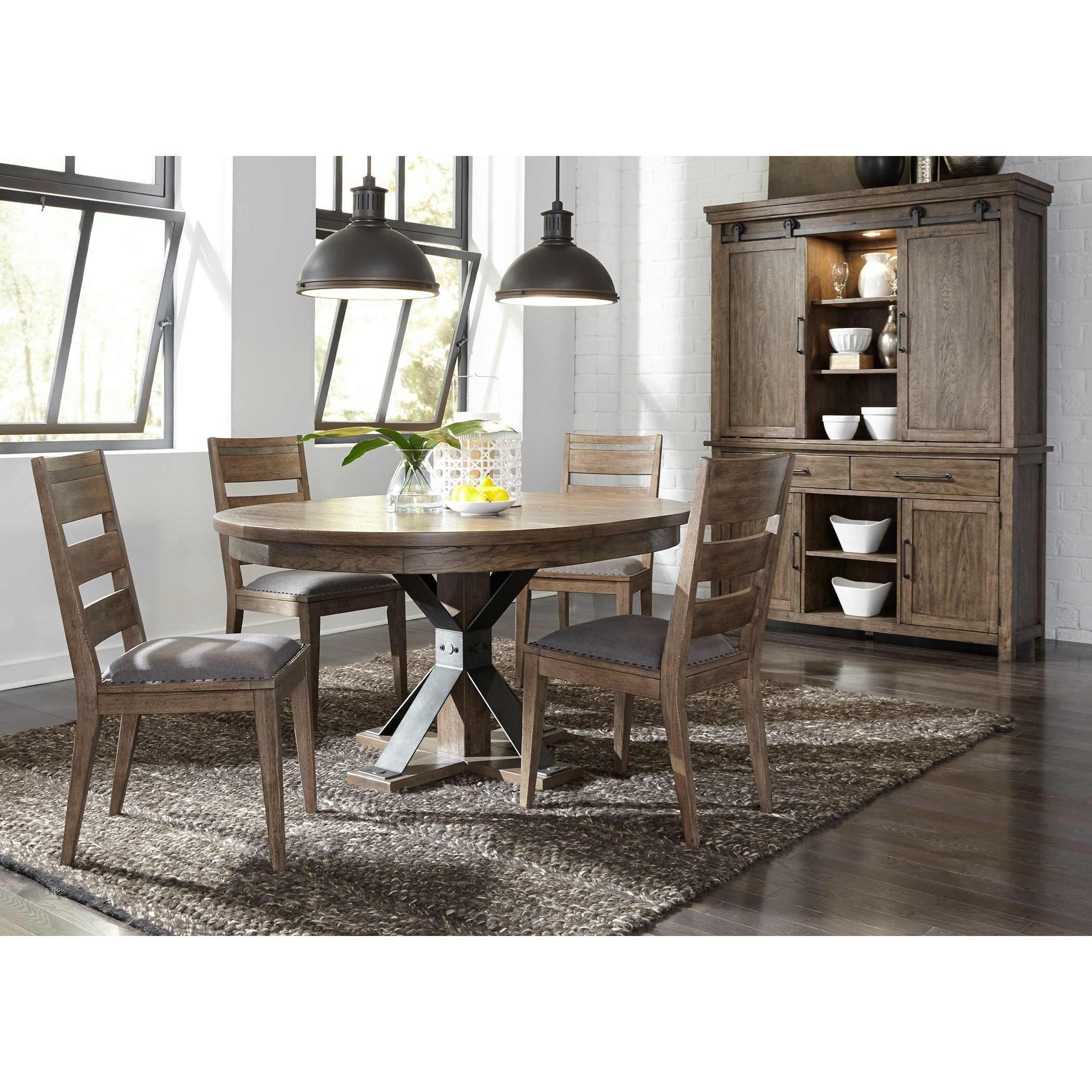 Sonoma Road Casual Dining Room Group by Liberty Furniture at Northeast Factory Direct