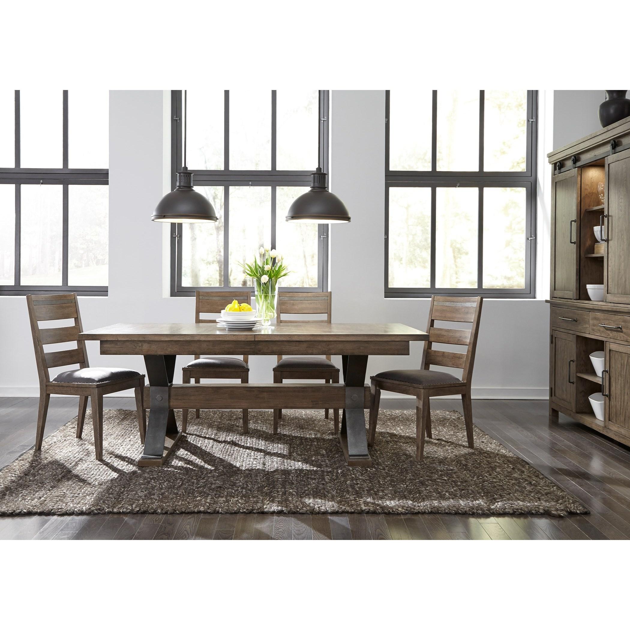 Sonoma Road Formal Dining Room Group by Sarah Randolph Designs at Virginia Furniture Market
