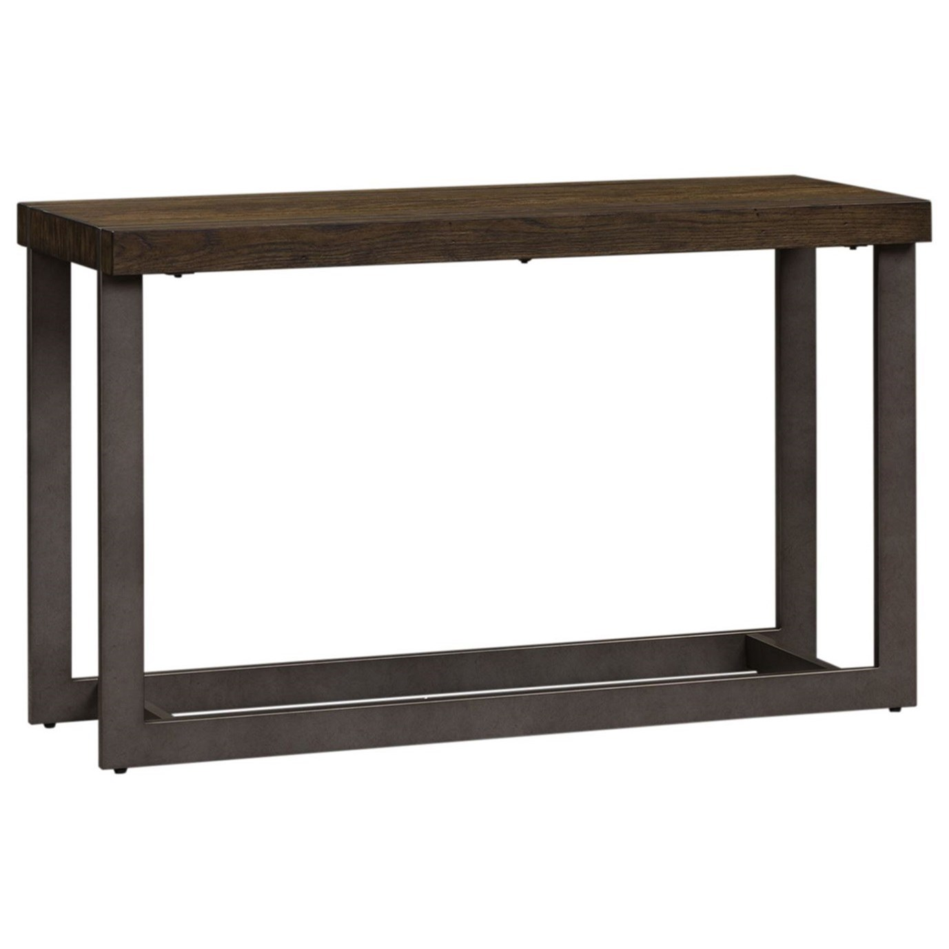 Sorrento Valley Sofa Table by Liberty Furniture at Darvin Furniture