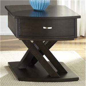 Liberty Furniture Southpark End Table