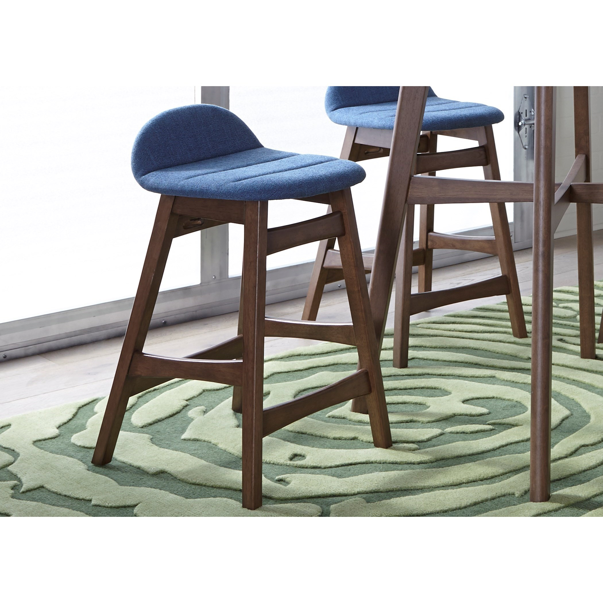 Space Savers Barstool  by Liberty Furniture at Standard Furniture