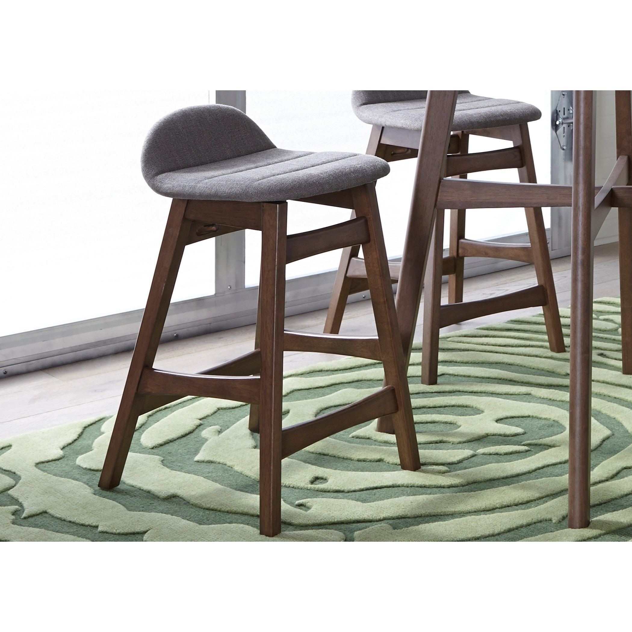 Space Savers Barstool  by Libby at Walker's Furniture