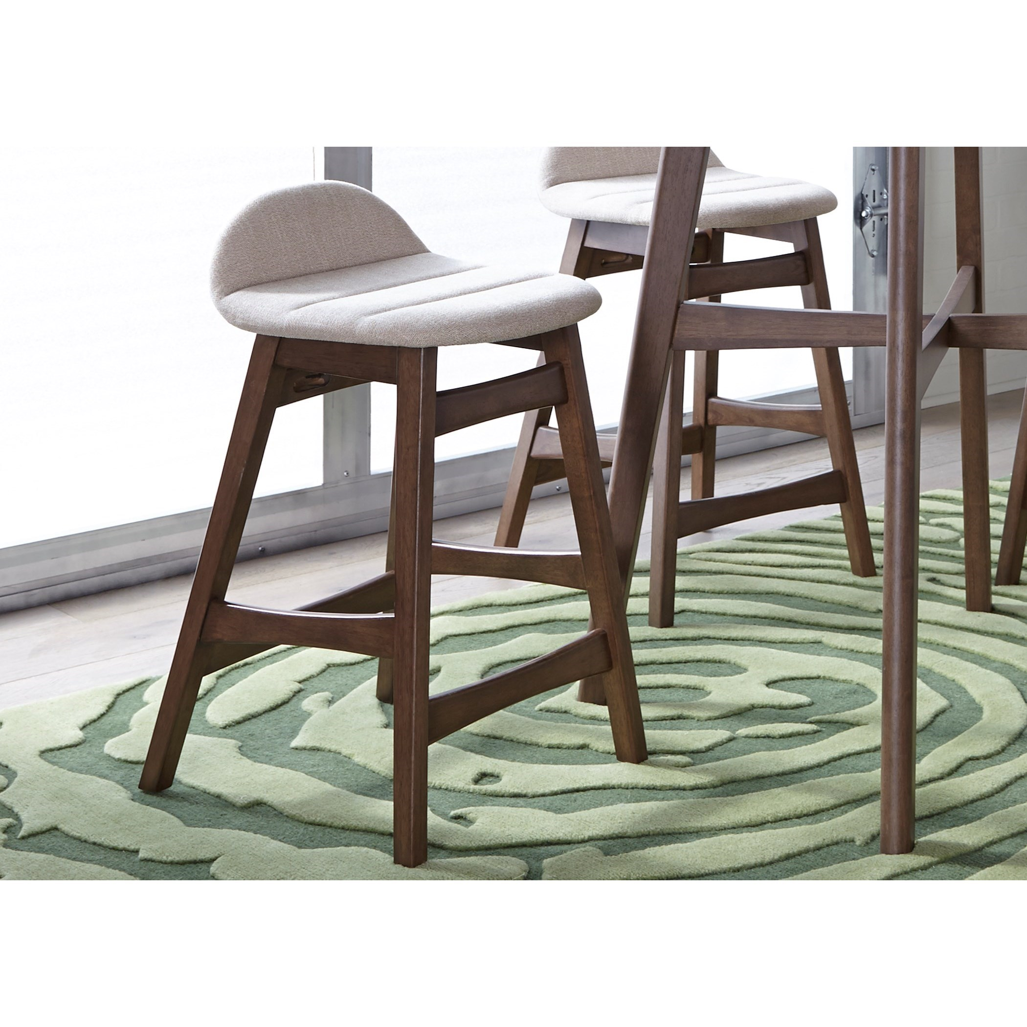 Space Savers Barstool  by Liberty Furniture at Northeast Factory Direct