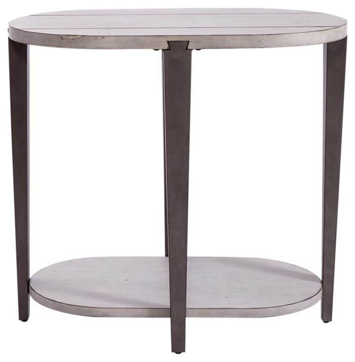 Sterling Chairside Table by Liberty Furniture at Johnny Janosik