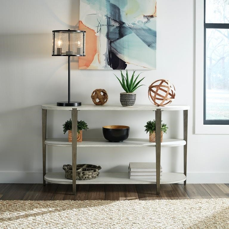 Sterling Sofa Table by Liberty Furniture at Johnny Janosik