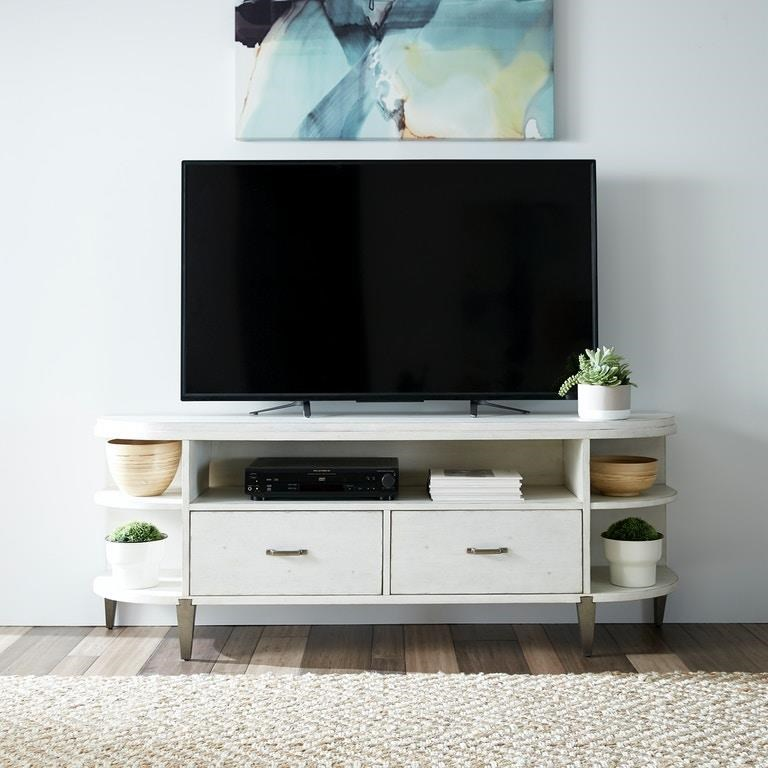 Sterling TV Console by Liberty Furniture at Johnny Janosik