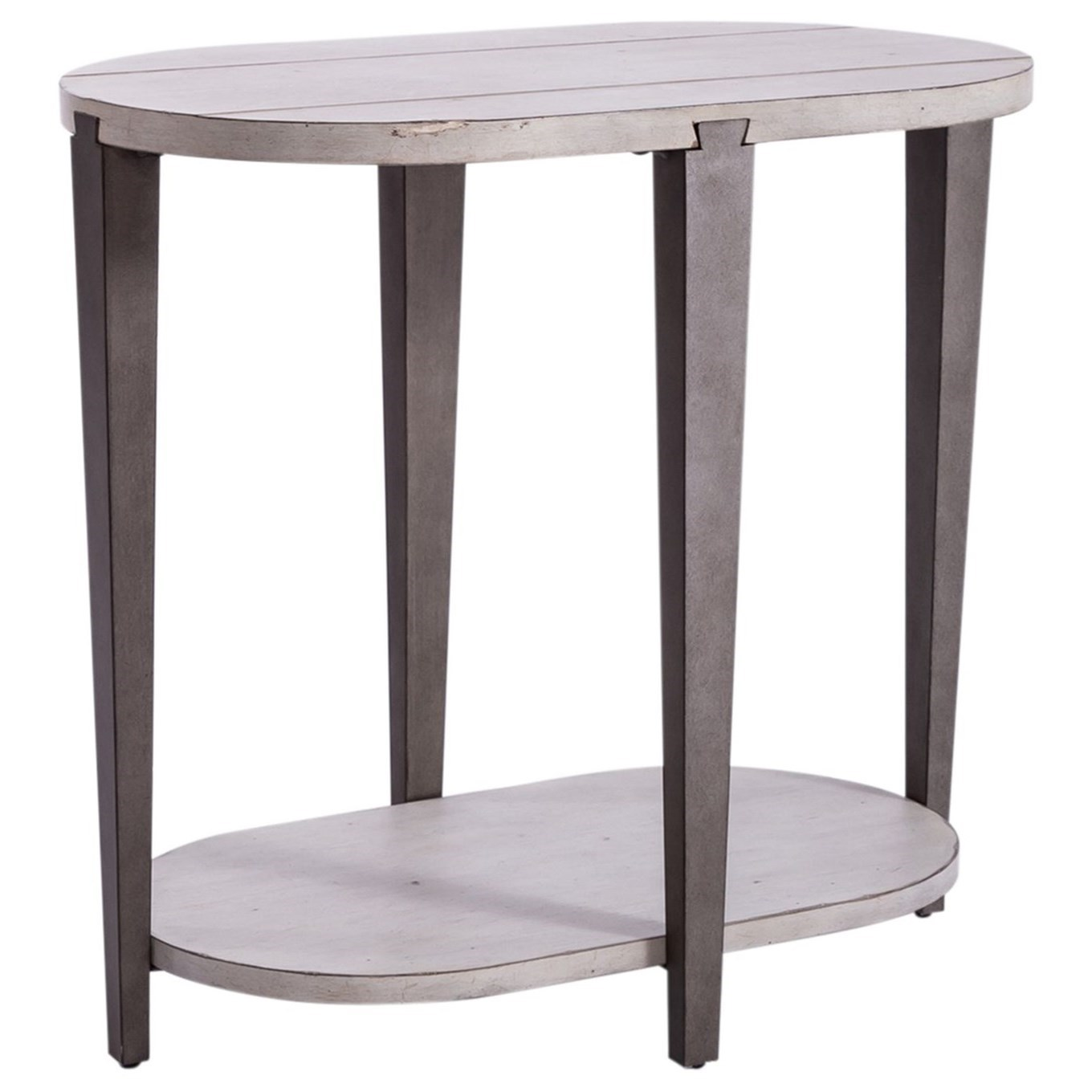 Sterling Chair Side Table by Libby at Walker's Furniture