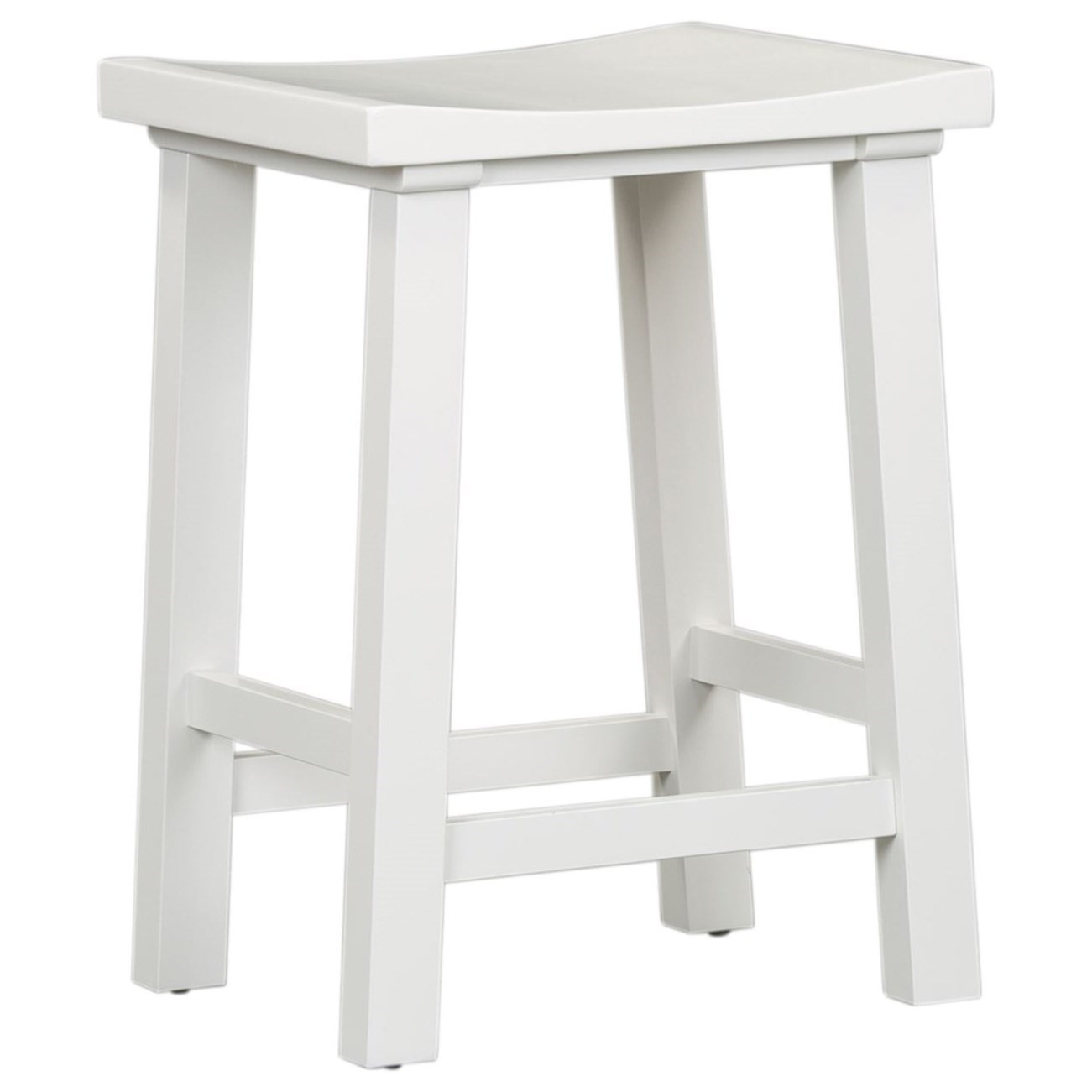 Summer House I Console Stool by Libby at Walker's Furniture