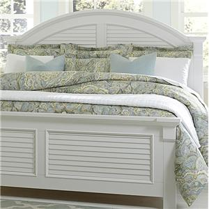 Arched Queen Panel Headboard