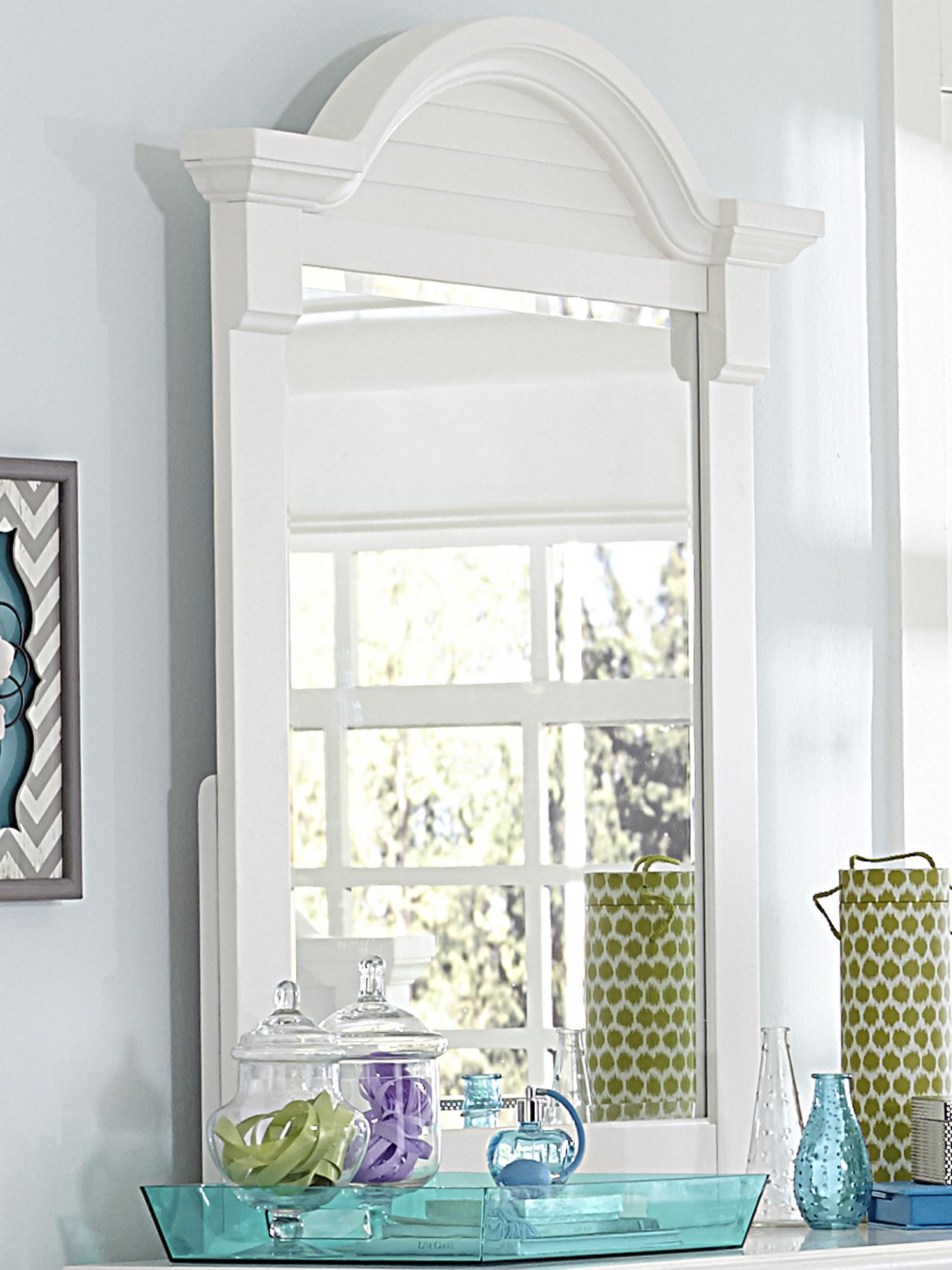 Summer House Small Mirror by Libby at Walker's Furniture