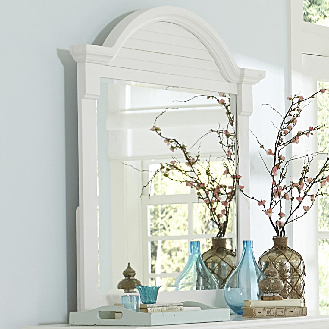 Summer House Mirror by Liberty Furniture at Van Hill Furniture