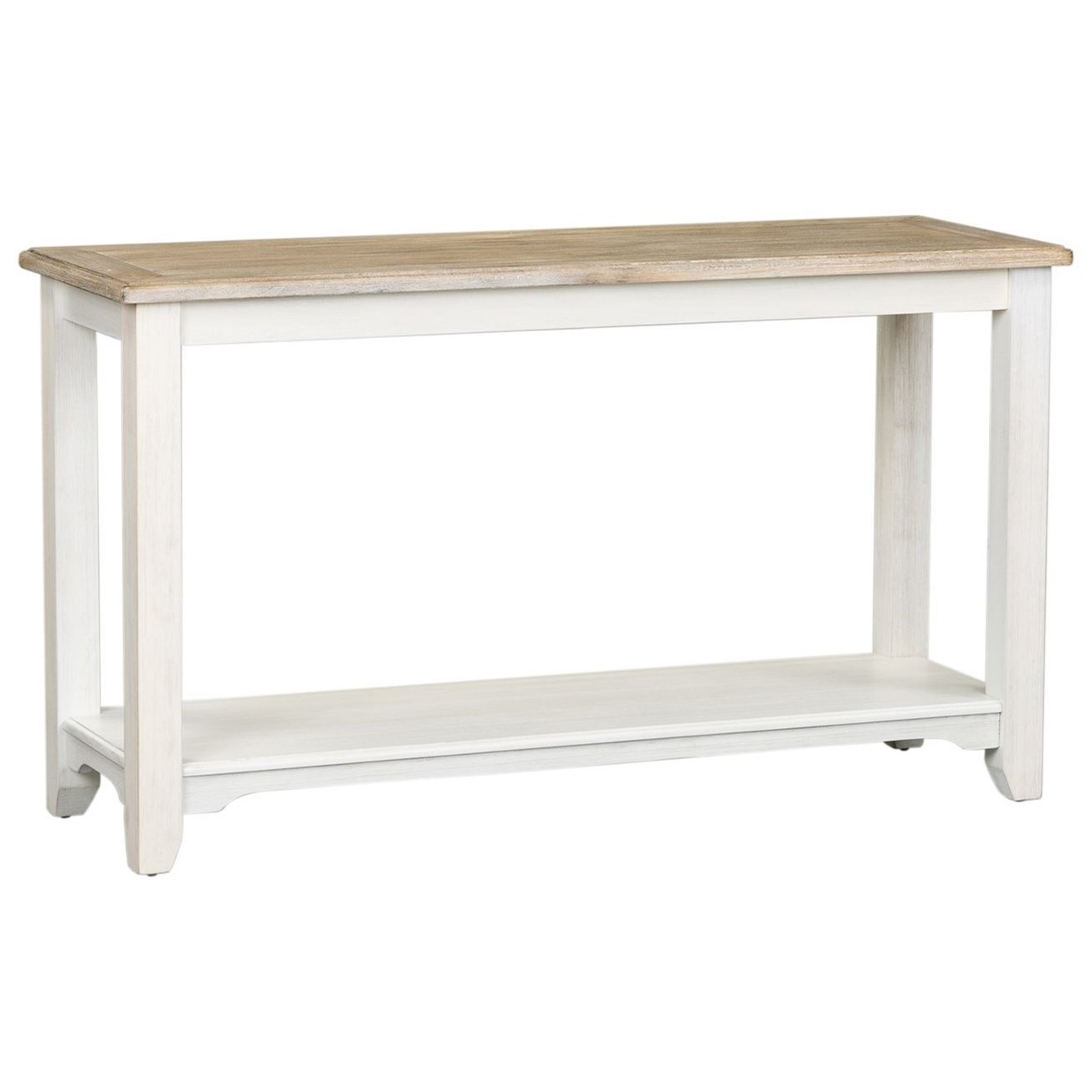 Summerville Sofa Table by Liberty Furniture at Darvin Furniture