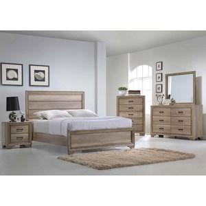 Liberty Furniture Sun Valley 439 Queen Bedroom Group