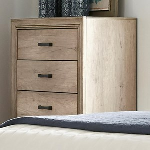 Liberty Furniture Sun Valley 439 5 Drawer Chest