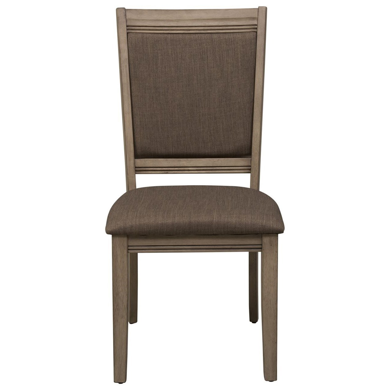 Sun Valley Upholstered Side Chair by Libby at Walker's Furniture
