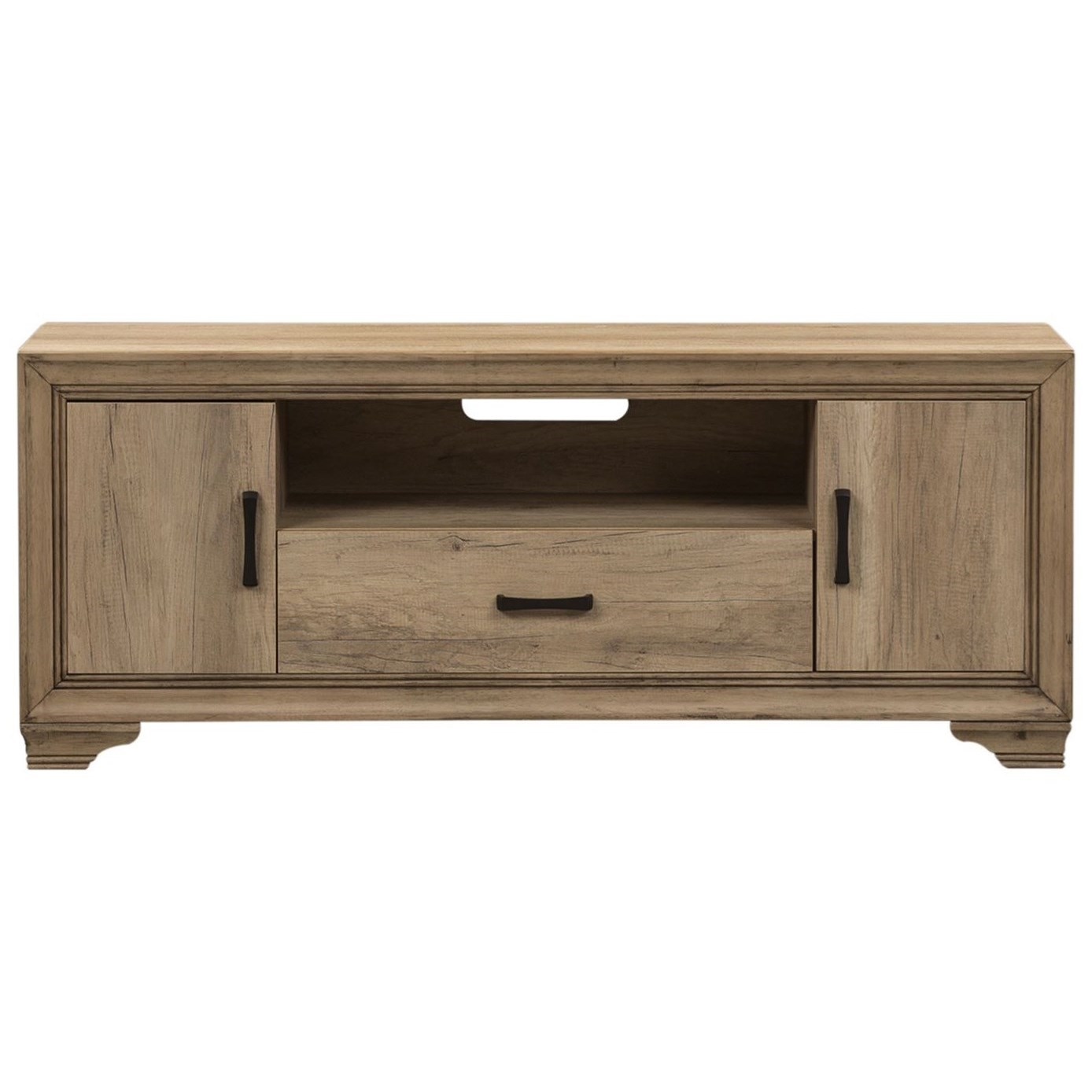 """Sun Valley 60"""" TV Console by Liberty Furniture at Suburban Furniture"""