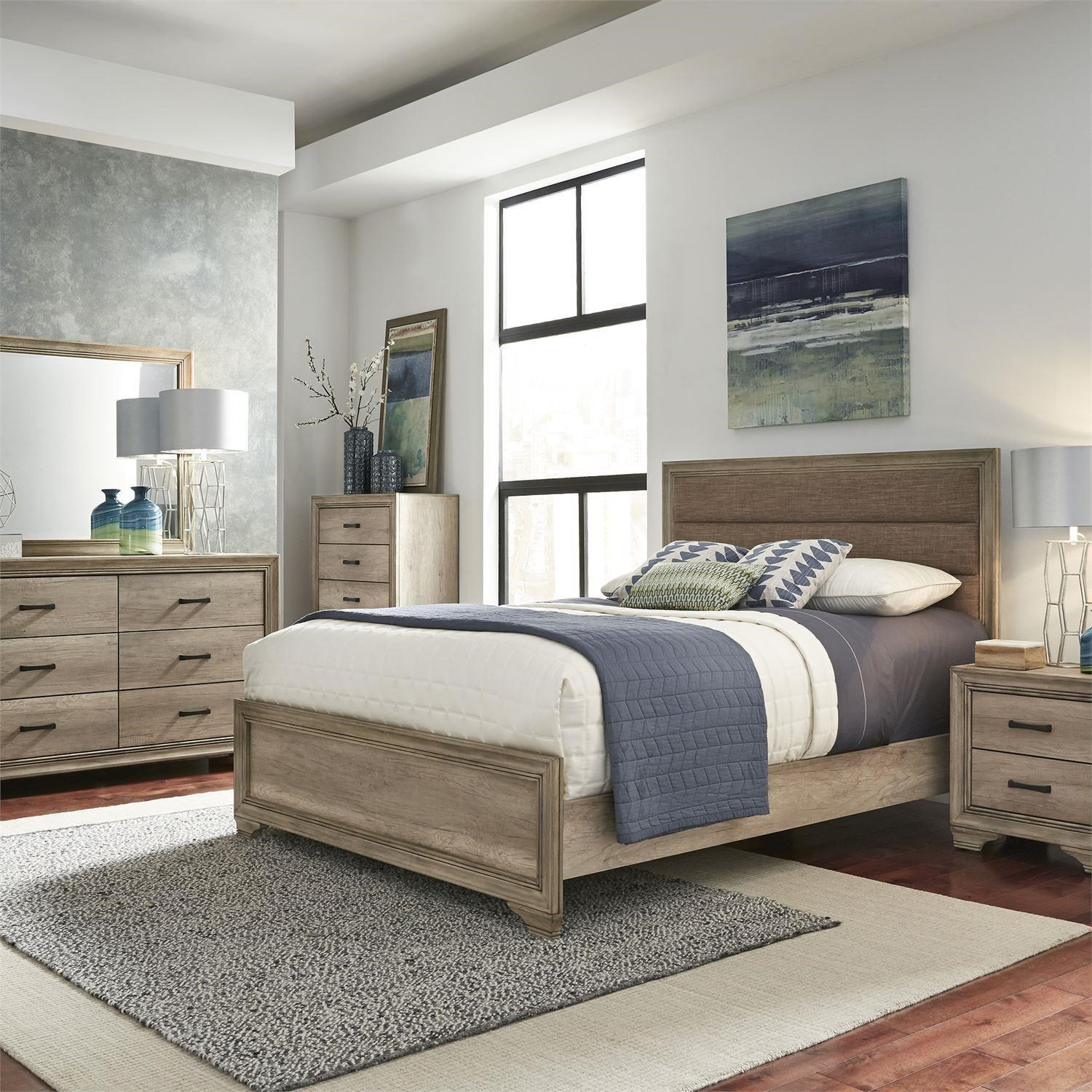 Sun Valley 4-Piece King Bedroom Set by Freedom Furniture at Ruby Gordon Home